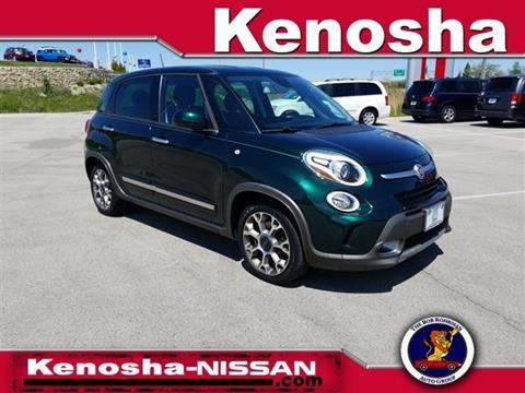 2014 FIAT 500L for sale in Kenosha, WI