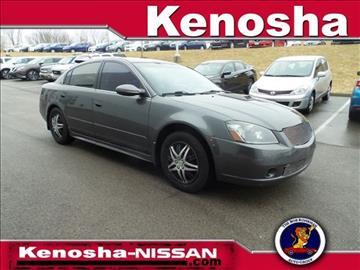 2006 Nissan Altima for sale in Kenosha, WI