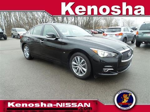 2015 Infiniti Q50 for sale in Kenosha, WI