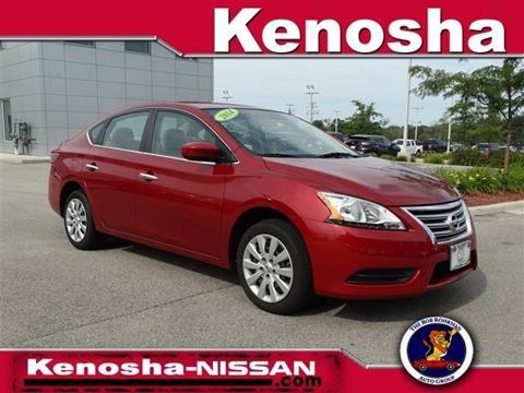 2014 Nissan Sentra for sale in Kenosha, WI
