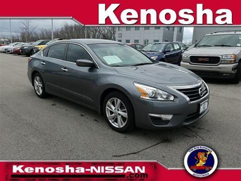 2014 Nissan Altima for sale in Kenosha, WI
