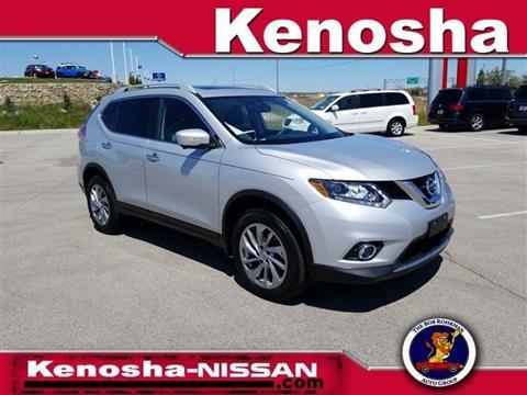 2015 Nissan Rogue for sale in Kenosha, WI