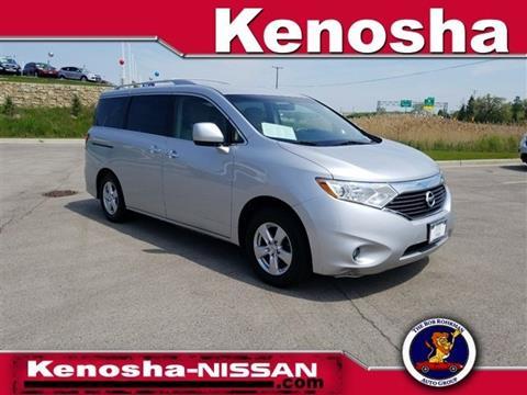 2011 Nissan Quest for sale in Kenosha WI