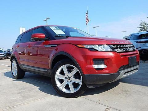 2013 Land Rover Range Rover Evoque for sale in Oklahoma City, OK