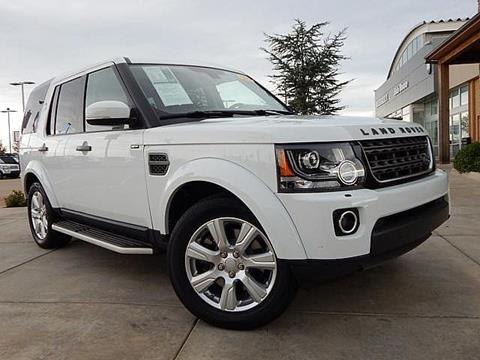 2015 Land Rover LR4 for sale in Oklahoma City, OK