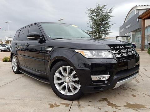 2015 Land Rover Range Rover Sport for sale in Oklahoma City, OK