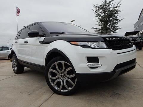 2015 Land Rover Range Rover Evoque for sale in Oklahoma City, OK