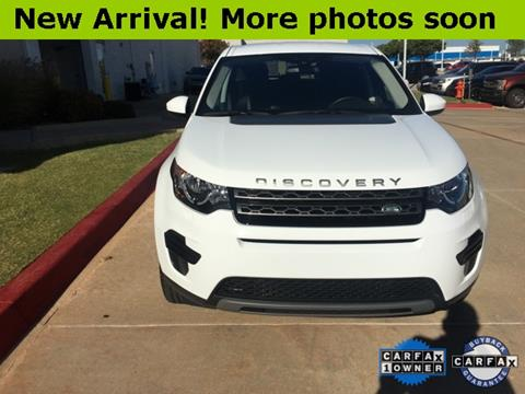 2017 Land Rover Discovery Sport for sale in Oklahoma City, OK