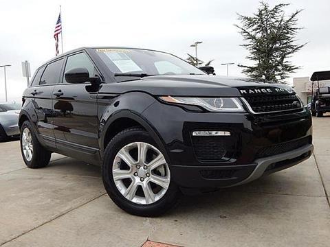 2017 Land Rover Range Rover Evoque for sale in Oklahoma City, OK