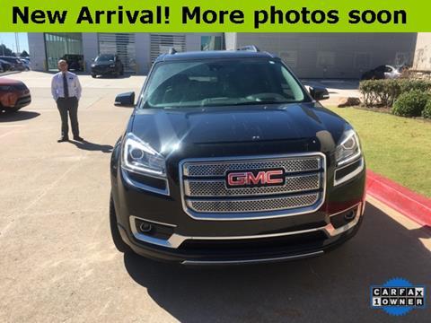 2014 GMC Acadia for sale in Oklahoma City, OK