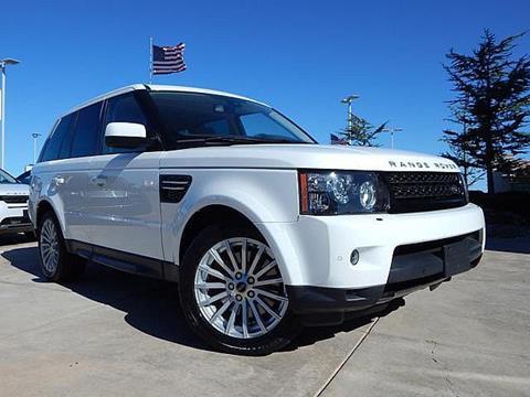 2013 Land Rover Range Rover Sport for sale in Oklahoma City, OK