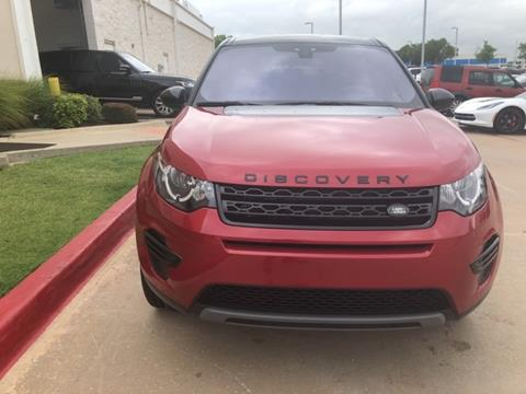 2018 Land Rover Discovery Sport for sale in Oklahoma City, OK