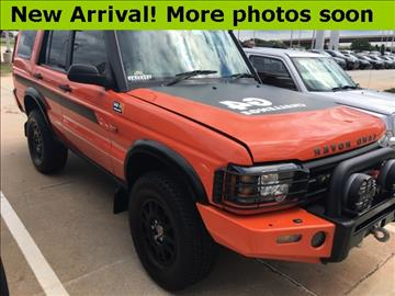 2004 Land Rover Discovery for sale in Oklahoma City, OK