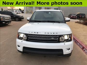 2013 Land Rover Range Rover Sport for sale in Oklahoma City, OK