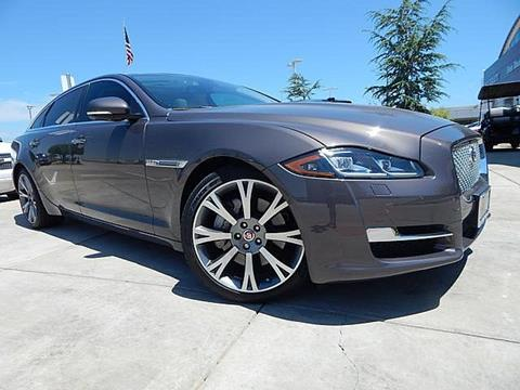 2016 Jaguar XJL for sale in Oklahoma City, OK