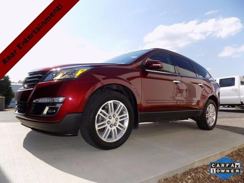 2015 Chevrolet Traverse for sale in Glasgow, KY