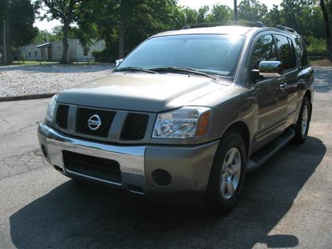 2006 Nissan Armada for sale in Leeds, AL
