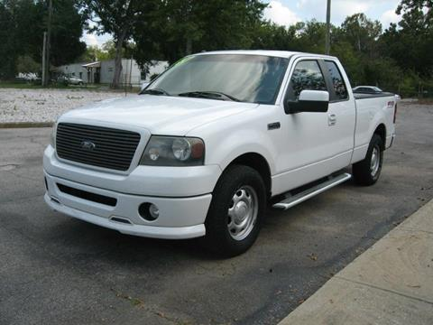2007 Ford F-150 for sale in Leeds, AL