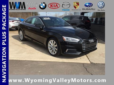 Certified audi a5 for sale in souderton pa for Wyoming valley motors audi