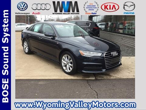 Audi a6 for sale in pennsylvania for Wyoming valley motors audi