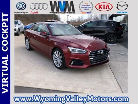 Audi a5 for sale in pennsylvania for Wyoming valley motors audi