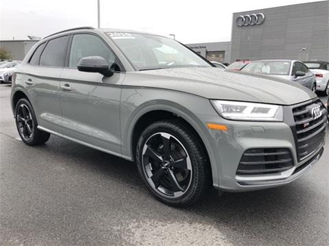 2019 Audi SQ5 for sale in Larksville, PA