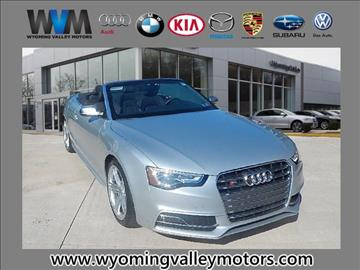 2013 Audi S5 for sale in Larksville, PA