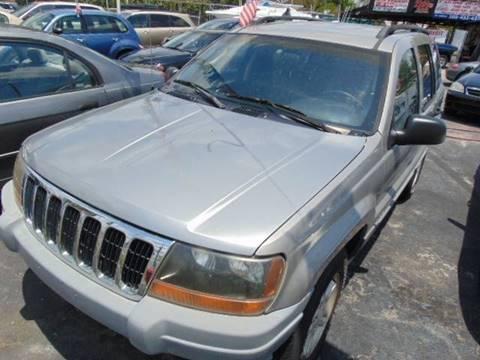 2002 Jeep Grand Cherokee for sale in Miami, FL