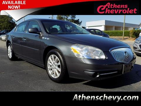 2011 Buick Lucerne for sale in 706-621-6739, GA