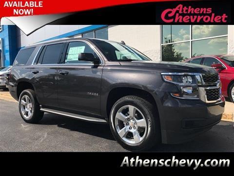2018 Chevrolet Tahoe for sale in 706-621-6739, GA