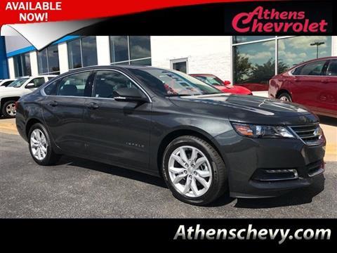2018 Chevrolet Impala for sale in 706-621-6739, GA