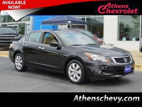 2010 Honda Accord for sale in 706-621-6739, GA