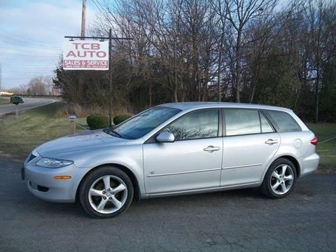 2004 mazda 6 station wagon