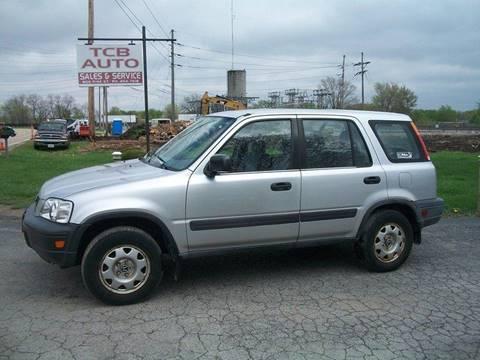 1998 Honda CR-V for sale in Normal, IL