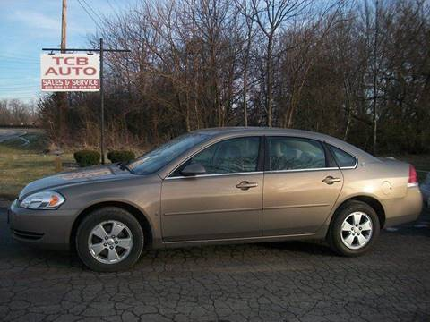 2007 Chevrolet Impala for sale in Normal, IL