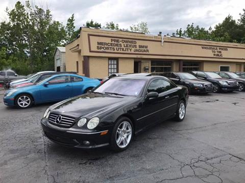 2003 Mercedes-Benz CL-Class for sale in Charlotte, NC