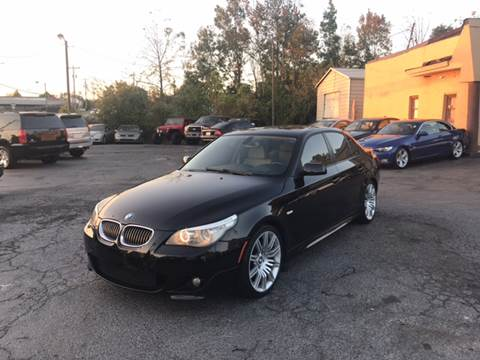 2008 BMW 5 Series for sale in Charlotte, NC