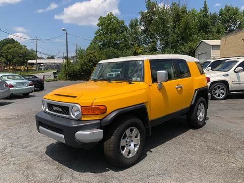 2009 Toyota FJ Cruiser For Sale In Charlotte, NC