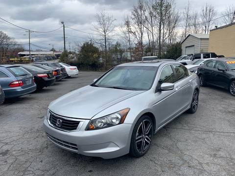 2008 Honda Accord for sale in Charlotte, NC