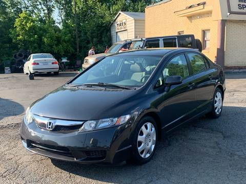 2010 Honda Civic for sale in Charlotte, NC