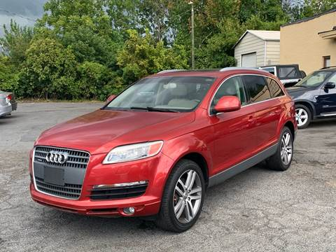 2009 Audi Q7 for sale in Charlotte, NC