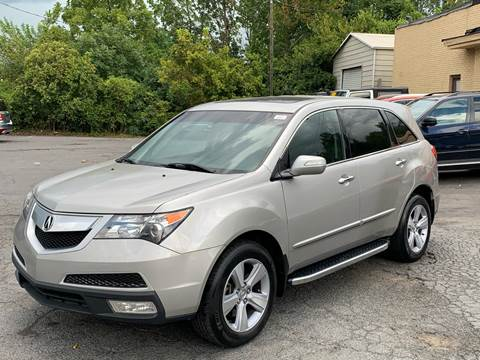 2011 Acura MDX for sale in Charlotte, NC