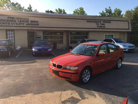 2002 BMW 3 Series for sale in Charlotte, NC