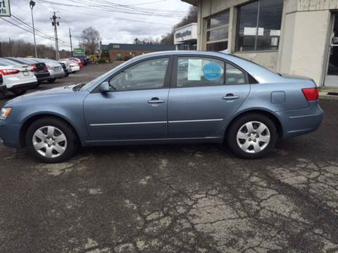 2009 Hyundai Sonata for sale in Vestal NY