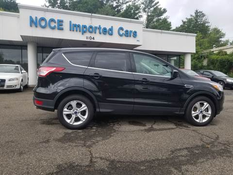 2015 Ford Escape for sale at Carlo Noce Imported Cars INC in Vestal NY