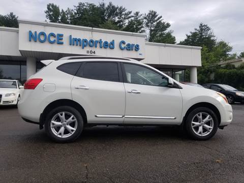 2011 Nissan Rogue for sale at Carlo Noce Imported Cars INC in Vestal NY