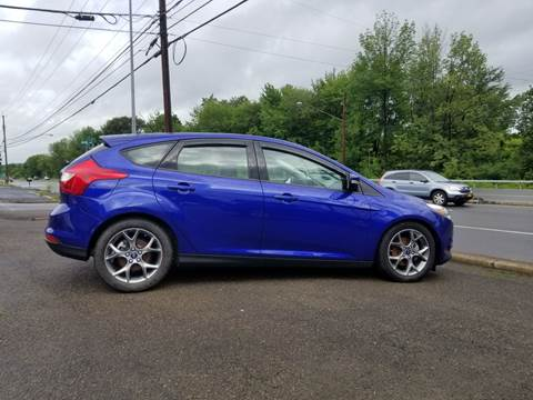 2014 Ford Focus for sale at Carlo Noce Imported Cars INC in Vestal NY