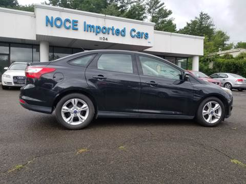 2013 Ford Focus for sale at Carlo Noce Imported Cars INC in Vestal NY