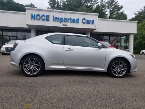 2011 Scion tC for sale at Carlo Noce Imported Cars INC in Vestal NY