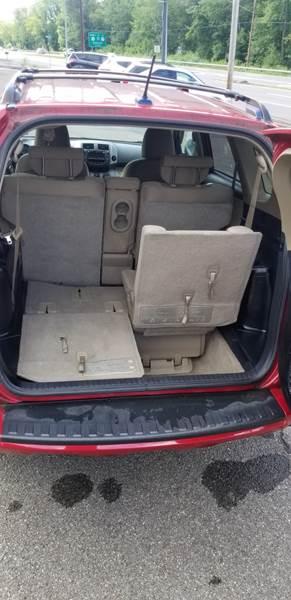 2009 Toyota Rav4 4x4 4dr Suv W Third Row Package In Vestal Ny